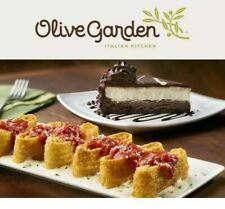 Olive Garden Us Nationwide Coupons For Sale Ebay