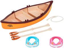 Sylvanian Families Calico Critters Canoe Set