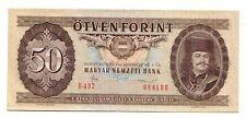 Ungheria 50 fiorini (forint) 1986  FDS UNC  pick 170 g  lotto 2838