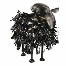 'Molly Myndd' Black Sheep Sculpture - Extra-Large