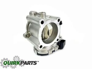 05-10 JEEP GRAND CHEROKEE WITH 3.0L DIESEL FUEL INJECTION THROTTLE BODY MOPAR