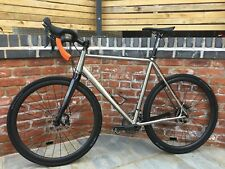 Planet x Pickenflick titanium 58.5cm CX Cyclocross frame, FRAME ONLY