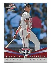 ANDRUW JONES   1997 SCORE ALL-STAR FANFEST #12    BRAVES    FREE COMBINED S/H