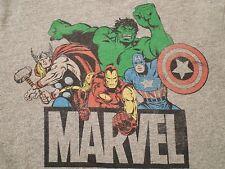 Marvel Sweatshirt Hulk Iron Man Captain America Thor Womens Large