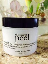 Philosophy The Oxygen Peel Step ll 2 oz New Sealed