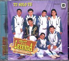 Triny Y La Leyenda De Tuzantla Michoacan Tu Solo Tu CD Nuevo