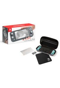 Nintendo Switch Lite Bundle ( System and Case)