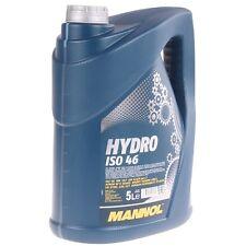 MANNOL Hydraulik Öl 5L Hydro ISO HLP46 VDMA 24318 DIN51524/2