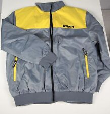 Nikon Photo Vest Official Water-resist Jacket Outdoor Size Medium D850 Body NEW