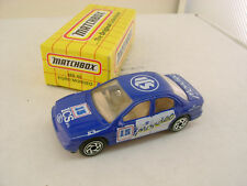 MATCHBOX SUPERFAST MB 40 FORD MONDEO GHIA NEW IN BOX