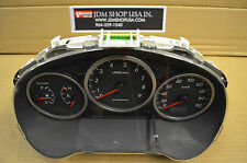 JDM 04-05 Subaru Impreza Version 8 180KM 5 M/T Gauge Cluster Speedometer GDA GDB
