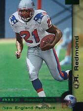 212 J.R. Redmond New England Patriots SKYBOX 2000 Rookie