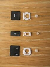 More details for macbook pro keyboard key replacement and plunger repair kit.