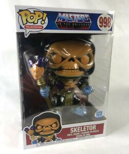 10 inch MOTU Skeletor Black Hood Disco Funk Shop Television Exclusive # 998