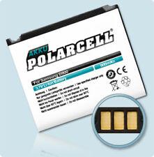 PolarCell Akku für Samsung SGH-D900i SGH-D900e SGH-E490 SGH-E780 AB503442CE Accu