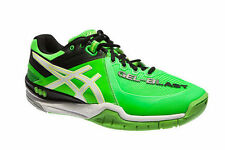 Asics Gel Blast 6 Indoor Court Athletic Trainer Shoes Green E4137 Men Size 11.5