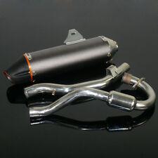 Matt Full Exhaust Muffler System Pipe Vent For 2003-2013 Honda CRF150F CRF230F