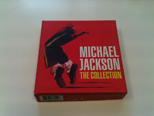 Michael Jackson - THE COLLECTION - 5 CD Box © 2009>Off The Wall,Thriller,Bad,Dan