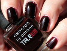 NEW! Deborah Lippmann LET IT BLEED Polish Lacquer - full size ~ Scented