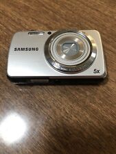 Samsung Series PL20 14.2MP Digital Camera with 7x Optical Zoom Silver