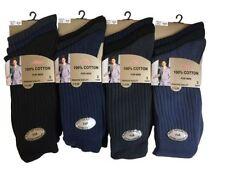 Calcetines de hombre en color principal azul