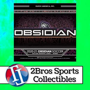 20-21 Obsidian Soccer 6 Hobby Box Half Case Break 4/16 3pm CST - Ajax