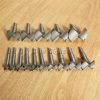 14-55mm Drill Bits Set Professional Forstner Boring Woodworking Hole Saw Cutter