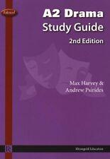 Edexcel A2 Drama Study Guide,Andrew Psirides Max Harvey
