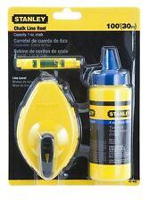 Stanley 047443 Chalk Line 30m Level Blue Hand Tool