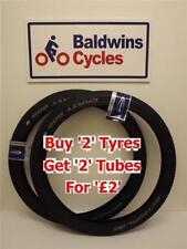 Schwalbe Crazy Bob Dual Wired Performance Tire - Black 26 X 2.35 Inch