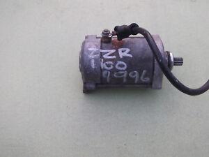 KAWASAKI  ZZR1100 1996  STARTER MOTOR.