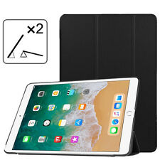 Slim Shell Case Cover Stand For iPad Pro 12.9/10.5, iPad 6th Gen 2018 Sleep/Wake