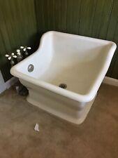 Antique Sitz Bath Tub