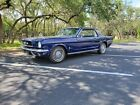 1966 Ford Mustang  1966 Ford Mustang Coupe