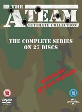 The A-Team Series 1-5 Ultimate Collection Dvd Box Set New/Sealed