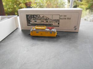 Z Spur H.Schmidt  modell VT 701motorisiert