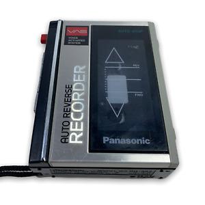 Panasonic Portable Cassette Player Tape Recorder Model RQ-382 Walkman Style