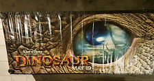 Disney's Dinosaur Movie Theater Lobby Promo Vinyl Banner (4' x 10')