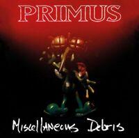Primus - Miscellaneous Debris [CD]