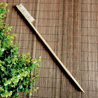 1PC Wooden Long Handle Cleaning Brush for Bird Cage Tube Seed Bird Feeder.UK
