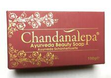 Chandanaleepa Ayurvedic herbal soap 100% Natural 100g