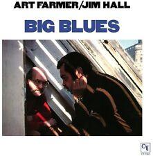 Art Farmer / Jim Hall - Big Blues [New Vinyl LP] 180 Gram
