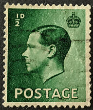 Stamp Great Britain 1936 1/2d King Edward Viii Used
