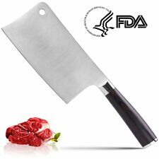 Meat Cleaver Professional Butcher Knife Cleaver Knives Vegetable Cutter Heavy