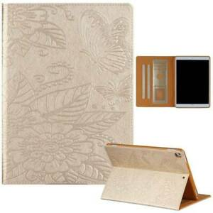 """For iPad 5/6th 7/8th Gen 10.2"""" Mini Air Pro Cover Smart Leather Stand Flip Case"""