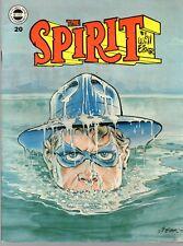 The Spirit 20   Will Eisner    Kitchen Sink 1979