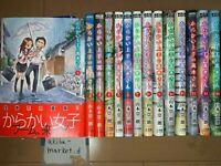 Karakai Jouzu no Takagi-san 【Japanese language】 Vol.1-14 set Manga Comics