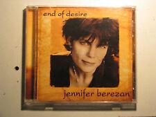 End Of Desire by Jennifer Berezan CD 2007 Folk Edge of Wonder Records