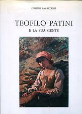 Teofilo Patini E La Sua Gente - Cosimo Savastano
