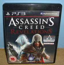 Assassin's Creed: Revelations -- Special Edition (Sony PlayStation 3, 2011)